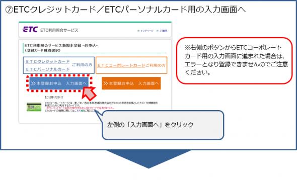 新規登録の手順7